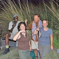 michele-and-mary-in-the-okavango-delta--botswana