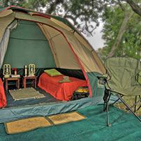 Adventure Camping, Botswana