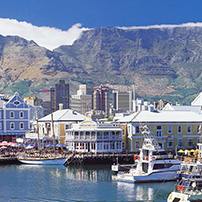 Cape Town Waterfront, South Africa