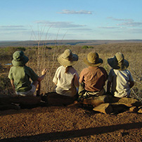 Jembisa kids safari, Waterberg region, South Africa
