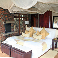 Safari Lodge, South Africa