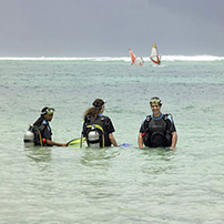Scuba Diving and watersports, Kenya coast