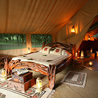 Tented Lodge, Kenya