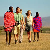 Walking Safaris, Kenya
