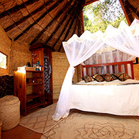 Bush camp, Zambia
