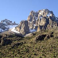 Mount Kenya, Mountain Trekking