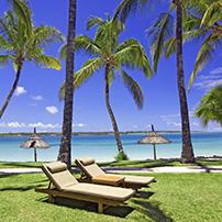 Saint Geran, Mauritius