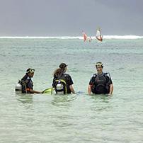 Scuba Diving and watersports, Kenya coast