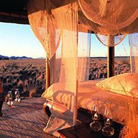 Wolwedans Private Camp, Namibia
