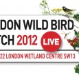 London Wild Bird Watch 2012 (10 free tickets to give away)