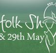 Visit us at the Suffolk Show (07 and 08 June)