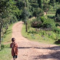 Mary explores Rwanda - March 2017