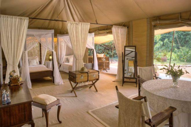 Safari Consultants, Africa, Kenya, Cottar's 1920s Safari Camp