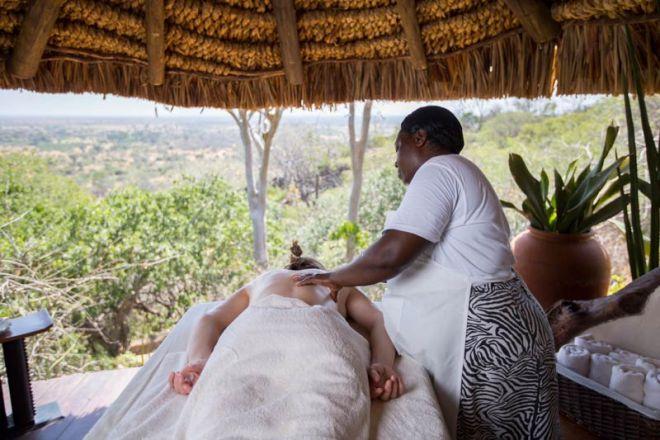Elewana Elsa's Kopje Spa Massage