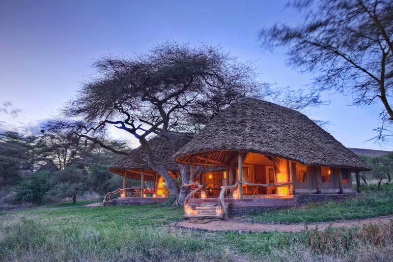 Safari Consultants, Africa, Tortillis Camp