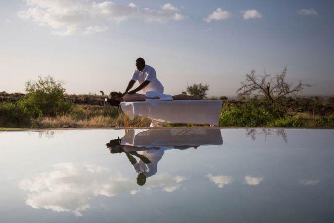 Elewana Tortilis Camp Massage