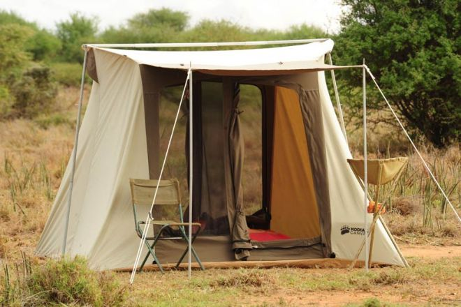 Karisia Walking Safaris Classic Tent