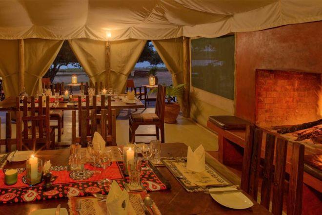 Kicheche Laikipia Dining