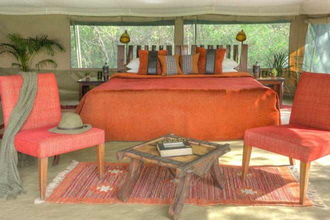 Kicheche Laikipia Tent Bedroom