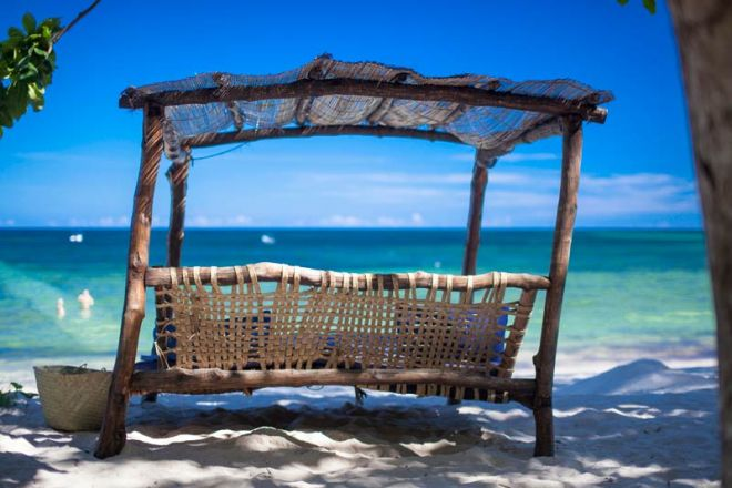 Kinondo Kwetu Beach Bed