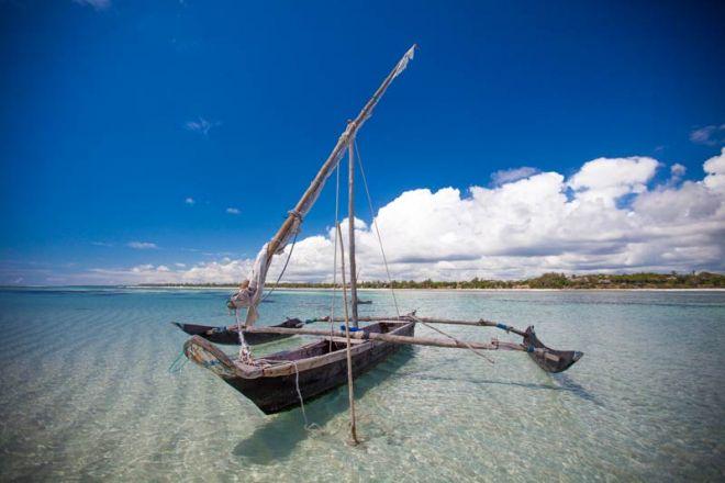 Kinondo Kwetu Traditional Sailing