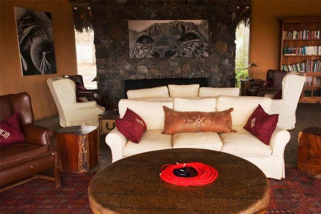 Ol Donyo Lodge Lodge Lounge
