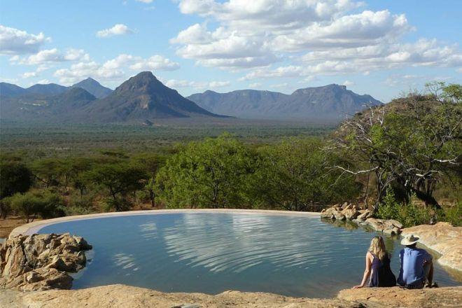 Sarara Camp Pool