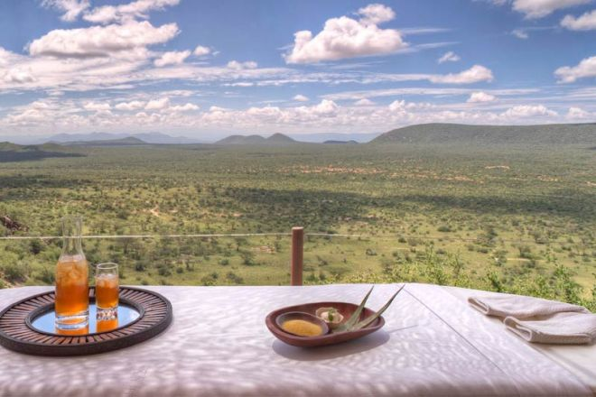 Saruni Samburu Spa Treatments