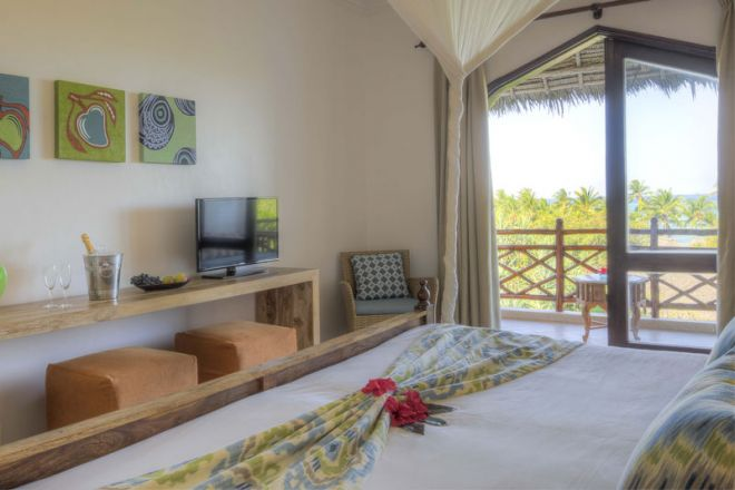 Bluebay Beach Resort & Spa superior room double