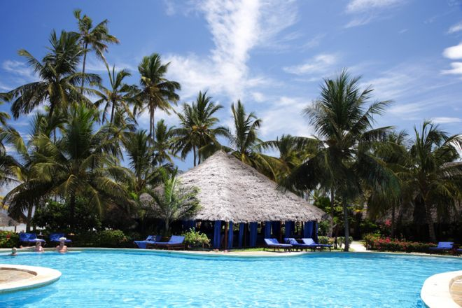 Breezes Beach Club & Spa swimming pool