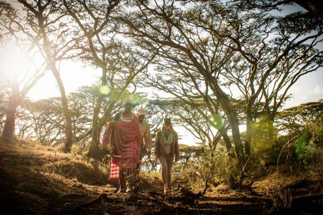 Entamanu Ngorongoro walk