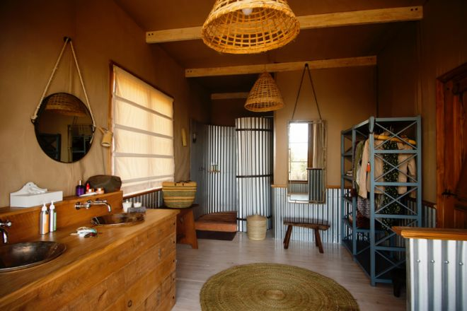 Entamanu Ngorongoro bathroom