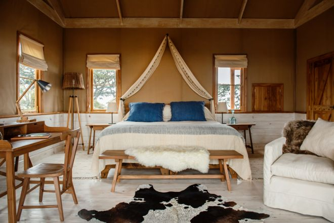 Entamanu Ngorongoro bedroom