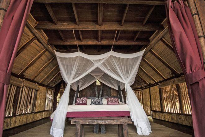 Greystoke Mahale bedroom