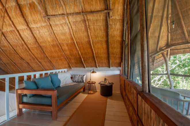 Kafunta River Lodge Luxury Suite 2nd Floor