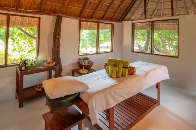 Kafunta River Lodge Spa