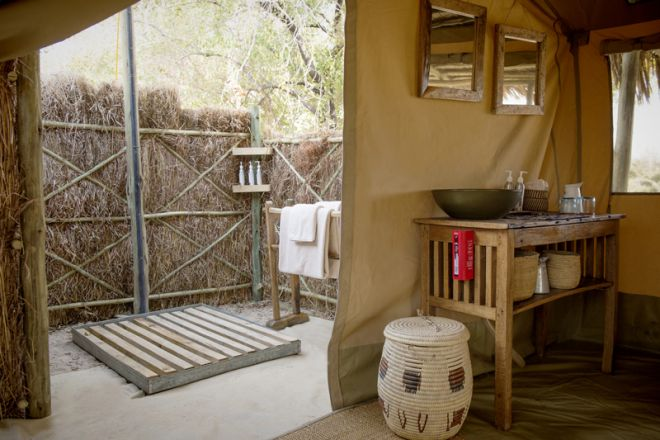 Kigelia Ruaha bathroom