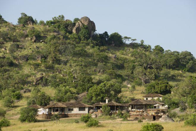 Mkombe's House Lamai setting