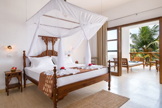 Next Paradise Boutique Resort standard room