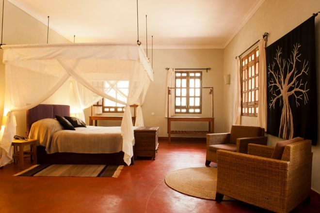 Ngorongoro Farm House room