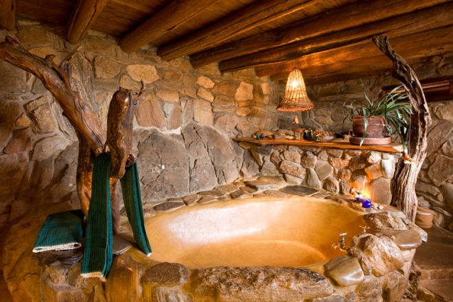 Ol Malo Lodge Bathroom
