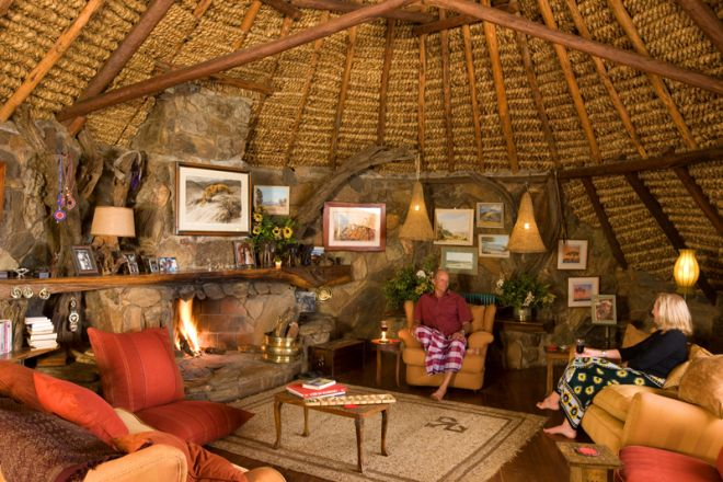 Ol Malo Lodge Lounge