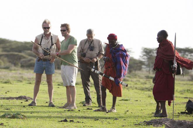 Serian Serengeti South Camp archery