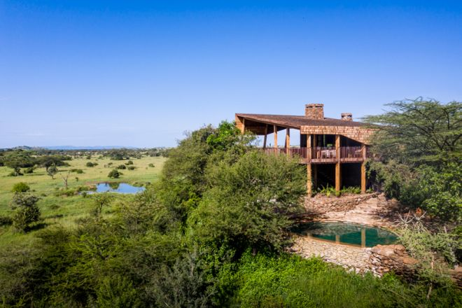 Singita Faru Faru Lodge view