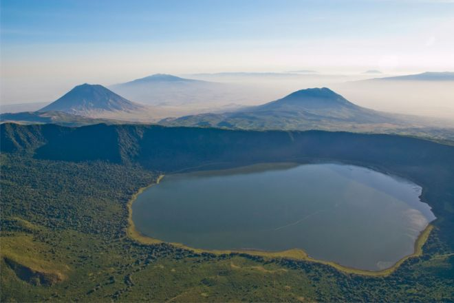 The Highlands Empakai Crater