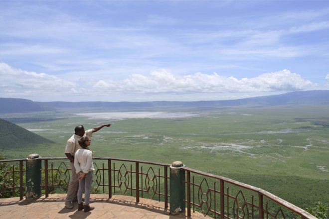The Highlands Ngorongoro view point