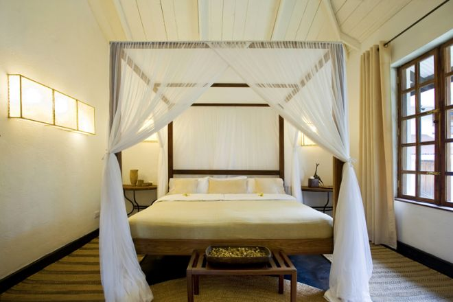 The Plantation Lodge bedroom