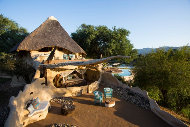 Time + Tide Chongwe House Exterior