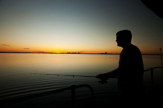Zarafa Camp Boat Fishing