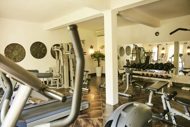 Baraza Resort & Spa gym